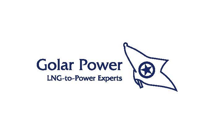 Logotipo do/da Gaste é Golar Power